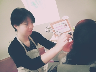 耳ツボ音叉療法1Day習得講座@金沢