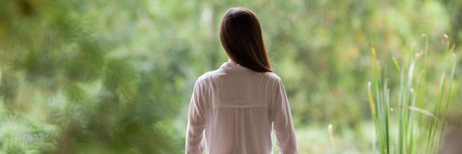 アロマ音叉療法と瞑想